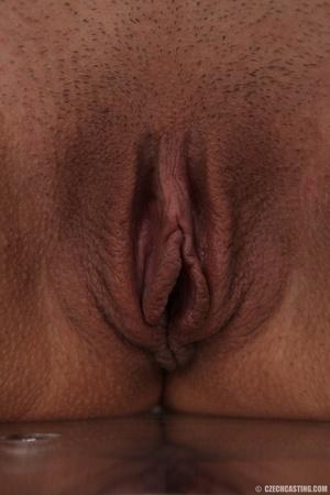 Slender seductive chick with big juicy t - XXX Dessert - Picture 20