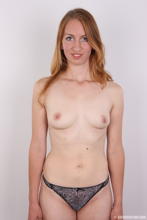 Lovable blonde with cute hairy pussy, so - XXX Dessert - Picture 11