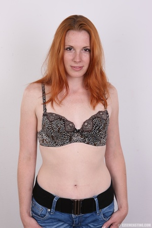 Hot redhead with soft small tits, firm c - XXX Dessert - Picture 6
