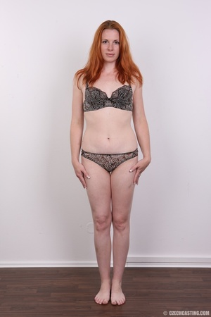 Hot redhead with soft small tits, firm c - XXX Dessert - Picture 7