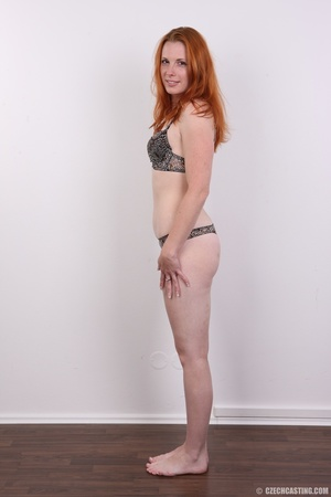 Hot redhead with soft small tits, firm c - XXX Dessert - Picture 8