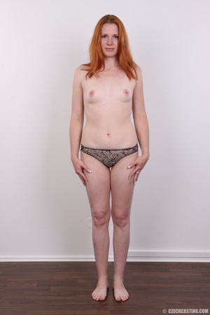 Hot redhead with soft small tits, firm c - XXX Dessert - Picture 10
