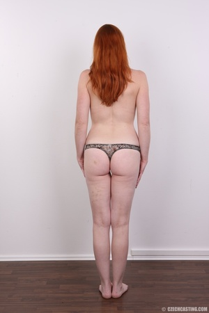 Hot redhead with soft small tits, firm c - XXX Dessert - Picture 12
