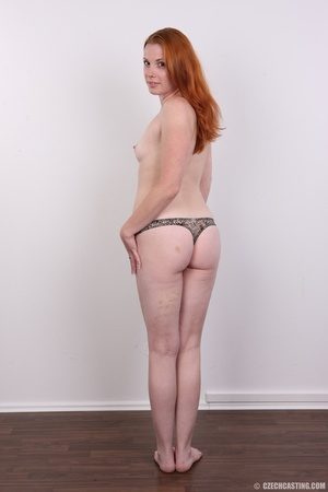 Hot redhead with soft small tits, firm c - XXX Dessert - Picture 13