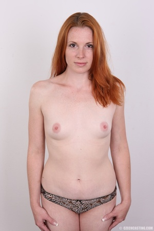 Hot redhead with soft small tits, firm c - XXX Dessert - Picture 14
