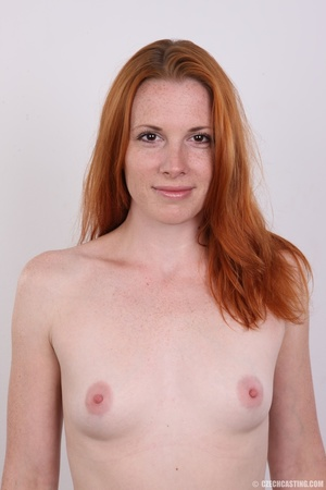 Hot redhead with soft small tits, firm c - XXX Dessert - Picture 15