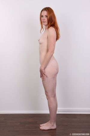 Hot redhead with soft small tits, firm c - XXX Dessert - Picture 18