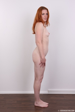 Hot redhead with soft small tits, firm c - XXX Dessert - Picture 20