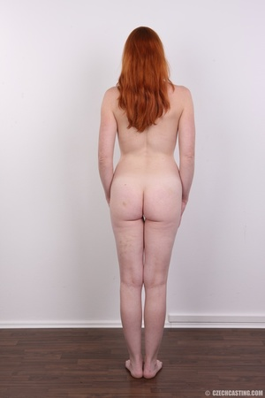 Hot redhead with soft small tits, firm c - XXX Dessert - Picture 21