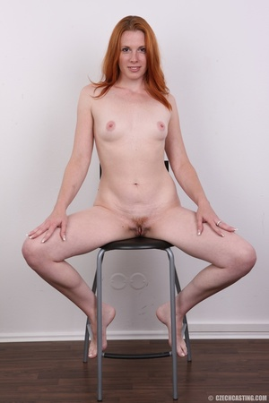 Hot redhead with soft small tits, firm c - XXX Dessert - Picture 24