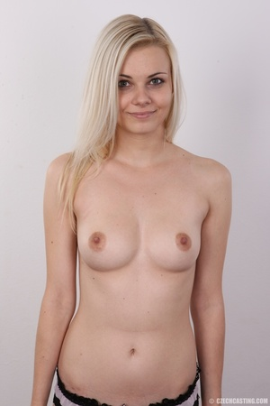Young seductive blonde beauty has sexy s - XXX Dessert - Picture 11