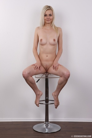 Young seductive blonde beauty has sexy s - XXX Dessert - Picture 19