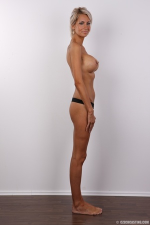 Lusty tanned blonde with perfect shaped  - XXX Dessert - Picture 10