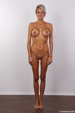 Lusty tanned blonde with perfect shaped  - XXX Dessert - Picture 14