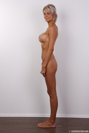 Lusty tanned blonde with perfect shaped  - XXX Dessert - Picture 15