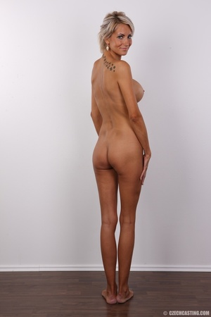 Lusty tanned blonde with perfect shaped  - XXX Dessert - Picture 17