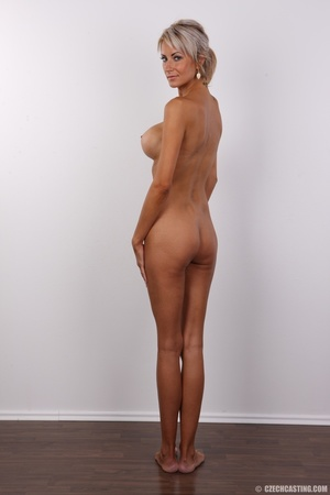 Lusty tanned blonde with perfect shaped  - XXX Dessert - Picture 18