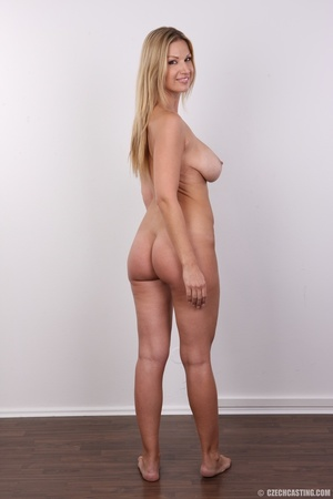 Delicious looking sexy blonde with big j - XXX Dessert - Picture 26