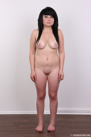 Busty petite black hair wild chick shows - XXX Dessert - Picture 14