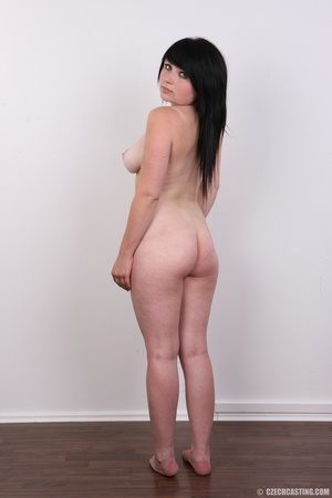 Busty petite black hair wild chick shows - XXX Dessert - Picture 17