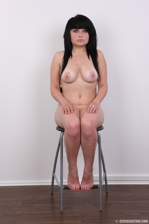 Busty petite black hair wild chick shows - XXX Dessert - Picture 18