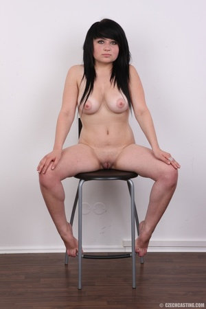 Busty petite black hair wild chick shows - XXX Dessert - Picture 19