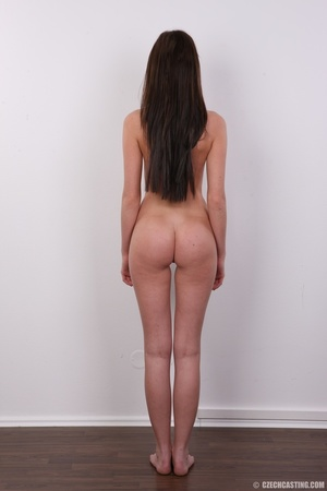 Young slender and gorgeous brunette with - XXX Dessert - Picture 19