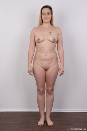 Sweet plump and ripe blonde with sexy sm - XXX Dessert - Picture 19