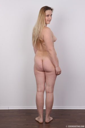 Sweet plump and ripe blonde with sexy sm - XXX Dessert - Picture 22