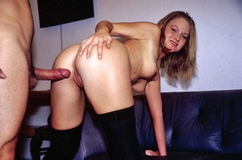 anal, old young, stockings, young old