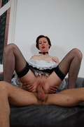 blowjobs, old young, stockings, upskirt