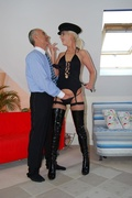 anal, old young, spanking, stockings