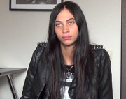 amazing brunette teen chick