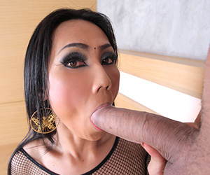 Sassy shemale sluts swallowing cock and  - XXX Dessert - Picture 2