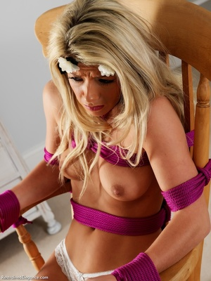 Cute blonde with supple boobs and hot bo - XXX Dessert - Picture 7
