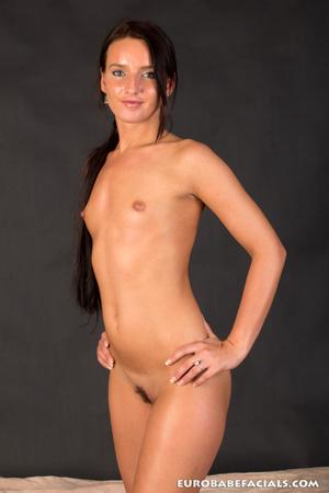 Horny tattooed brunette getting her tigh - XXX Dessert - Picture 8