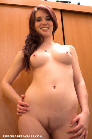 Cute redhead with lusciously formed body - XXX Dessert - Picture 7