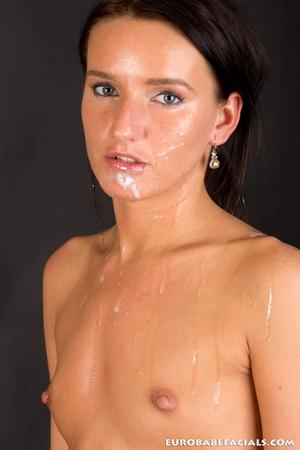 Horny tattooed brunette getting her tigh - XXX Dessert - Picture 15