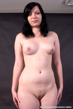 This randy black haired slut just loves  - XXX Dessert - Picture 4