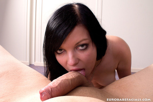 This randy black haired slut just loves  - XXX Dessert - Picture 11