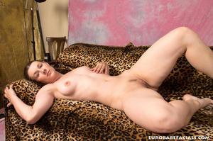 Horny brunette sweetie getting doggy fuc - XXX Dessert - Picture 6
