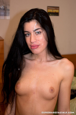 Hot black haired beauty with gorgeously  - XXX Dessert - Picture 13