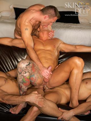 lusty gays love pleasure