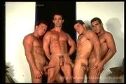 horny guys exposing their