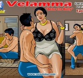 Slutty Indian mom gets doggystyled by a horny guy