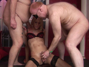 shemale sucking cock and