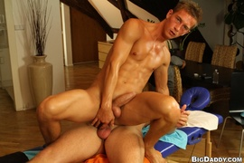 anal, gay, sucked, table