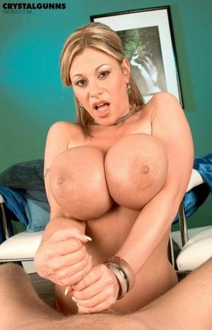 Hot milfs with gorgeously big boobs love - XXX Dessert - Picture 9