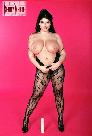 Hot black haired milf with lusciously bi - XXX Dessert - Picture 12