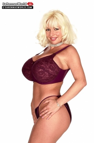Naughty blonde milfs with insanely huge  - XXX Dessert - Picture 10